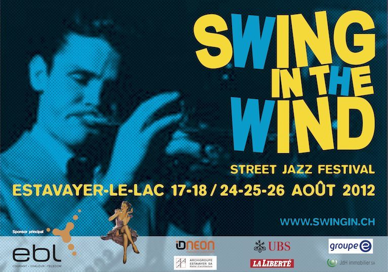 swing in the wind festival de jazz Estavayer